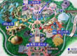 详析香港迪士尼地图