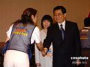 胡锦涛会见日本救援队代表