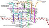 奥运地铁线路