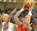 2008中国女篮,马赫,隋菲菲,中国女篮,奥运会