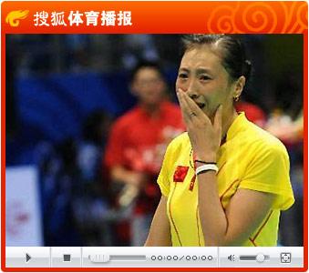 视频:羽球女单内战张宁胜出 33岁老将成功卫冕