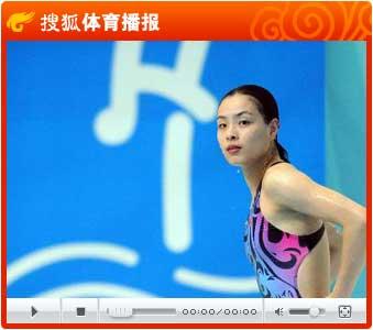 视频:完美表演夺单人铜牌 吴敏霞期待再辉煌