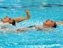 花样游泳,2008奥运会,奥运会,北京奥运会,北京,2008