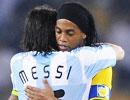 阿根廷,巴西,梅西,小罗