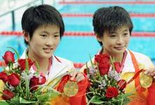 陈若琳,王鑫,奥运,北京奥运,08奥运,2008