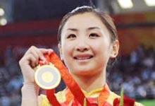 何雯娜,蹦床,奥运,北京奥运,08奥运,2008