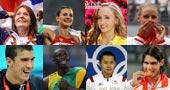 08奥运,金牌,博尔特,菲尔普斯,柳金,伊辛巴耶娃