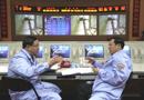 北京飞控中心为神七飞行做好准备