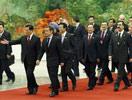 亚欧会议成员领导人云集