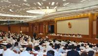 十一届全国人大一次会议(08-03-19)