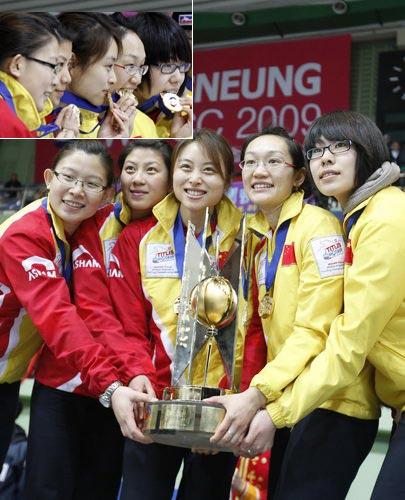 女子冰壶世锦赛