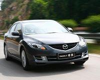 搜狐三亚试驾Mazda6睿翼