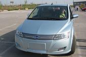 比亚迪E6纯电动车