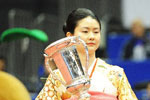 世乒赛美女,横滨世乒赛