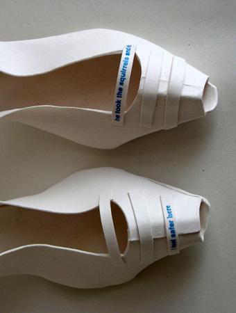 鞋子制作步骤图解