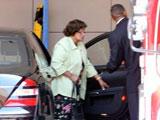 迈克尔杰克逊去世 母亲赶往医院