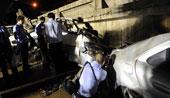 湖南株洲高架桥坍塌事故