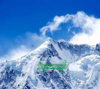 春天的藏东南 米堆冰川