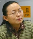 气候变化专家陈冬梅