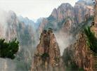 黄山仙峰鹤谷