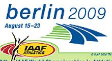 国际田联,2009年田径世锦赛