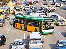 公交优先,交通法规,霸权,违章,强行,麻辣板报